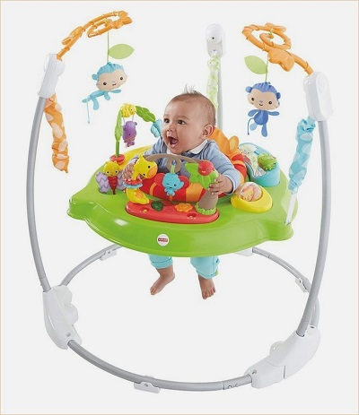 acheter trotteur fisher price Jumperoo Jungle